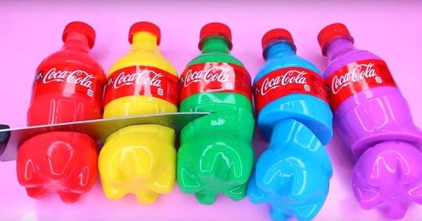 Conta no YouTube transforma embalagem de bebidas famosas em ...