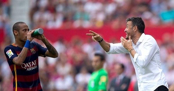 Barcelona ainda não sabe se vai liberar Neymar para as ...
