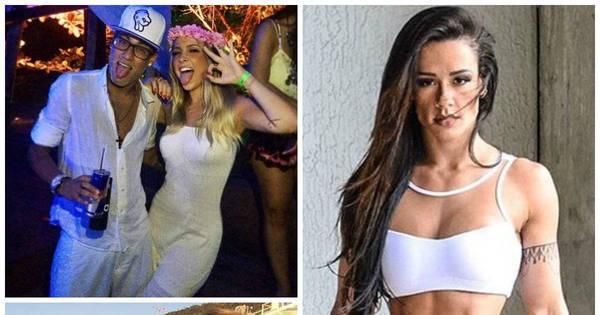 Amigas gatas de Neymar, truques de musa fitness para ter corpão e ...