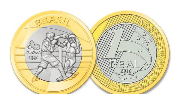 Venda de moedas comemorativas dos Jogos Olímpicos será ...