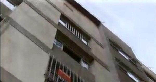 """Ladrão """" homem- aranha"""" escala prédio para roubar apartamento no ..."""
