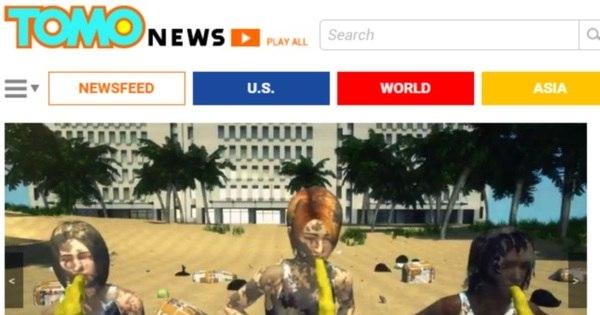 Site de notícias asiático satiriza poluição da Baía de Guanabara nas ...