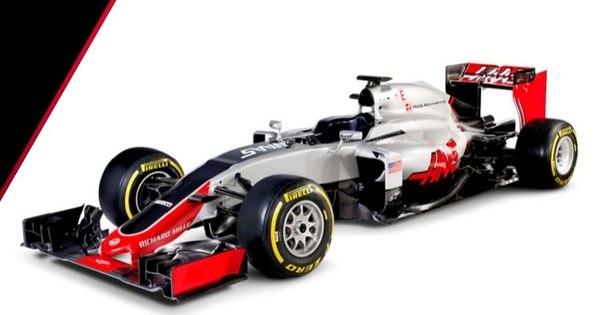 Equipe Haas apresenta carro para estreia na Fórmula 1 - Esportes ...