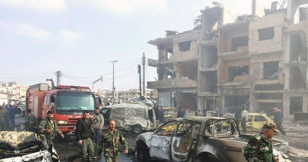 Rebeldes sírios veem brecha em plano de EUA e Rússia para trégua