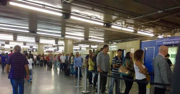 Metrô de SP abre Demissão Voluntária para reduzir número de ...