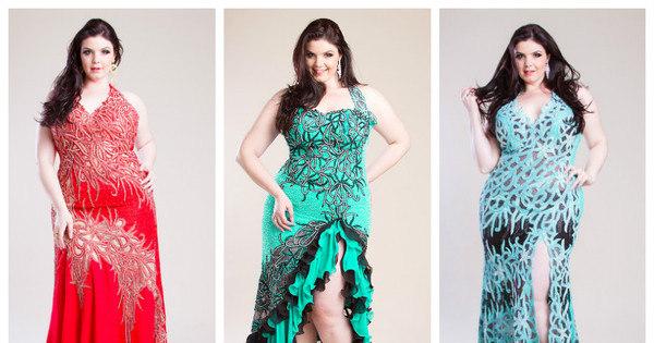Estilista cria vestidos para formandas plus size inspirados no Oscar ...