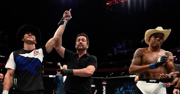 Que feio! Brasileiros vão mal e perdem todas no UFC Pittsburgh ...