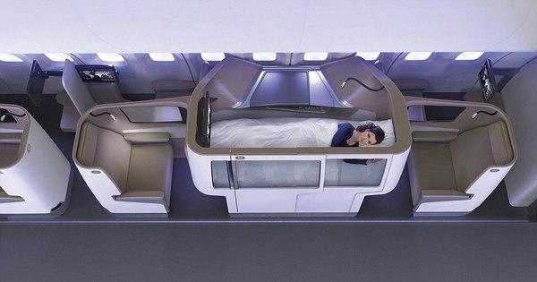 Conheça o avião do futuro e os luxos que vêm por aí - Fotos - R7 ...