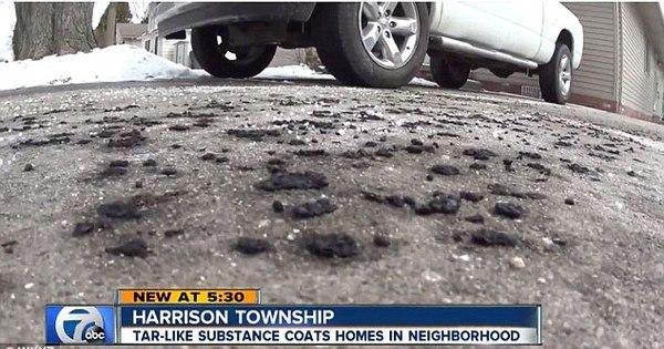 Chuva misteriosa atinge cidade americana e deixa moradores ...