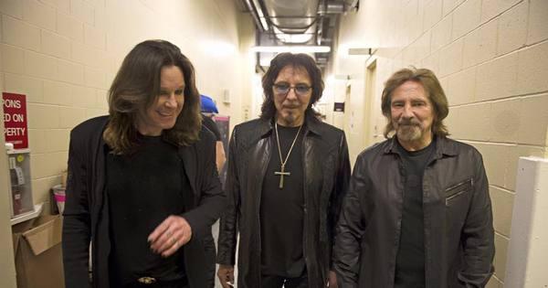 Em turnê de despedida, Black Sabbath deve fazer três shows no ...