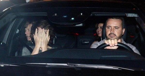 Lucas, filho de Mick Jagger e Luciana Gimenez, é visto em rara ...