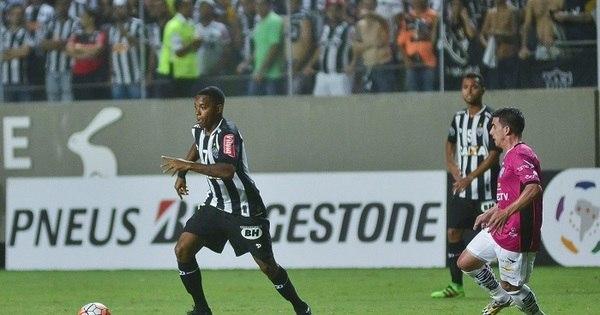 Robinho estreia e Atlético- MG vence outra na Libertadores ...