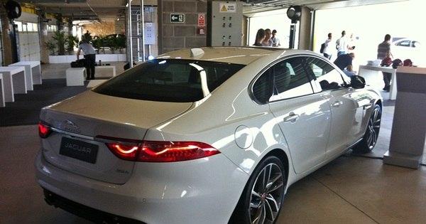 Jaguar XF é a nova realeza inglesa que veio para desafiar a ...