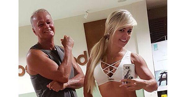 Apaixonado, Kadu Moliterno encontra em musa fitness inspiração ...