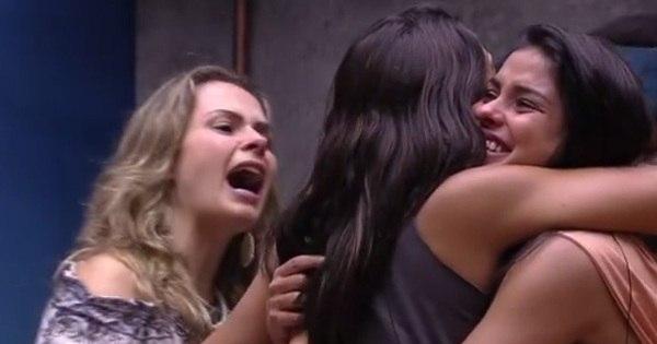 Juliana deixa até a rival Ana Paula em prantos em eliminação ...