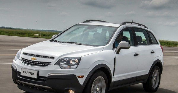 Chevrolet Captiva fica mais aventureiro na linha 2016; versão única ...