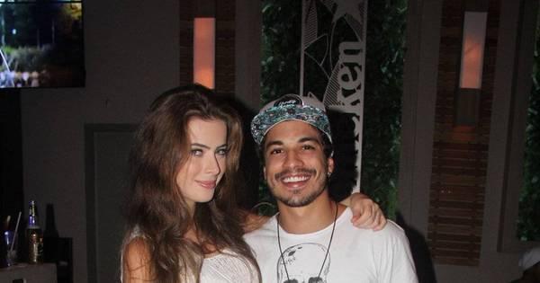 Veja fotos da festa de aniversário de Douglas Sampaio - Fotos - R7 ...