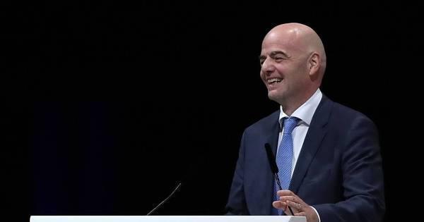 Copa do Mundo de 2026 poderá ter 40 seleções, diz Infantino ...