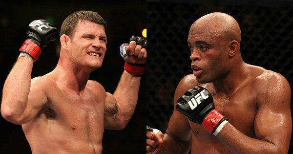 Após doping, Anderson Silva volta neste sábado ao UFC - Fotos ...