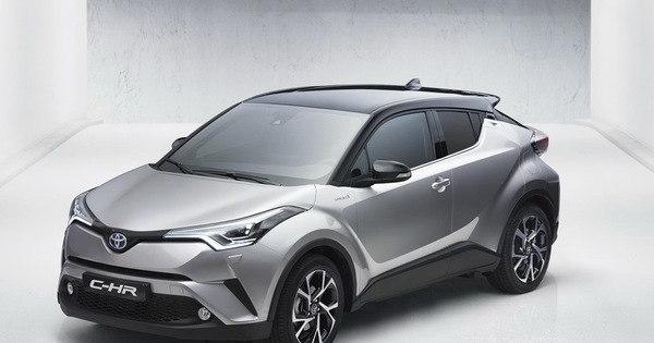 Toyota revela seu SUV compacto, o C-HR - Fotos - R7 Carros