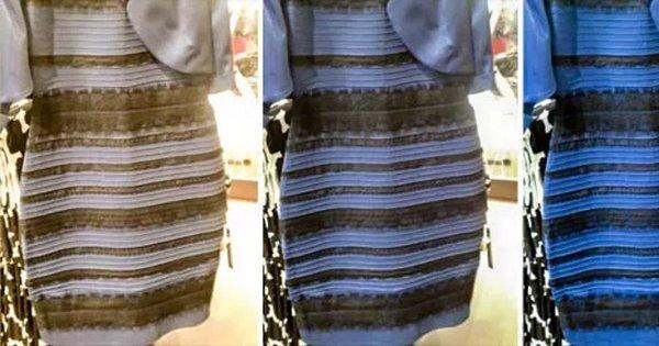 Vale a pena ver direito: qual a cor do vestido polêmico? - Notícias ...