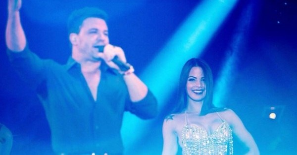 Eduardo Costa está encantado por bailarina, diz jornal - Fotos - R7 ...