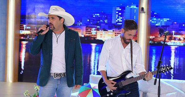 Edson & Hudson cantam novos sucessos na Xuxa - Fotos - R7 Xuxa