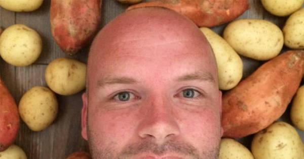 Australiano obeso anuncia dieta bizarra só com batatas por um ano ...