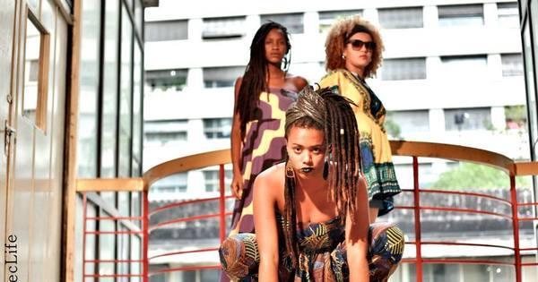 Grupo de rap feminino Contaminação mostra estilo e talento na ...