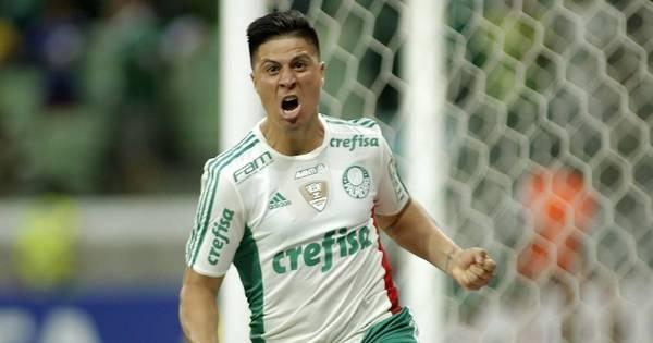 Cristaldo decide ficar no Palmeiras e Cuca dá recado ao argentino ...