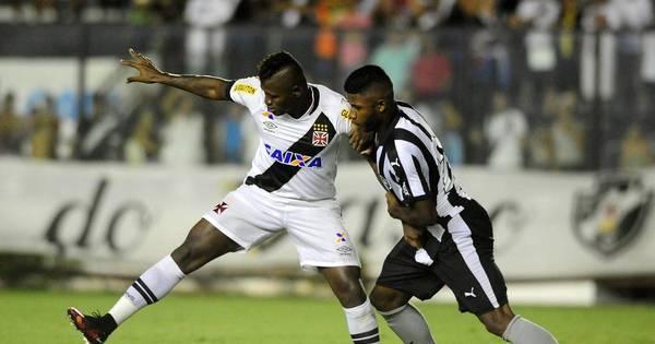 Com direito a golaço no fim, Vasco e Botafogo ficam no empate pelo ...