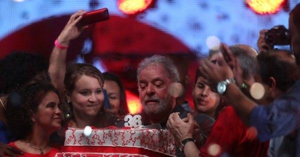 Festa do PT é marcada por desagravo a Lula e pouco entusiasmo ...