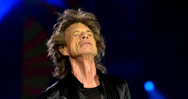 Em entrevista para Luciana Gimenez, Mick Jagger fala de show em ...