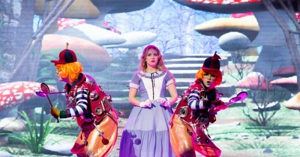 Musical Alice no País das Maravilhas volta a São Paulo ...