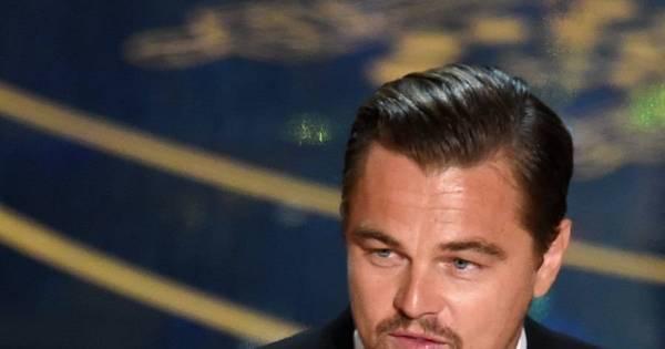 Oscar de Leonardo DiCaprio quebra recorde no Twitter ...
