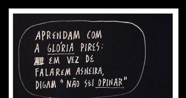 Cleo Pires sai em defesa de Gloria Pires após polêmica do Oscar ...