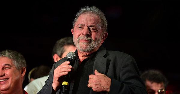 Rejeição a Lula para as Eleições 2018 atinge metade do País, diz ...