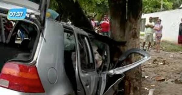 Perseguição termina em acidente e morte na zona oeste do Rio ...
