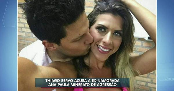 Acabou o amor! Thiago Servo acusa a ex, Ana Paula Minerato, de ...