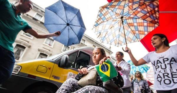 Gestão de Haddad corta transporte escolar de crianças deficientes ...