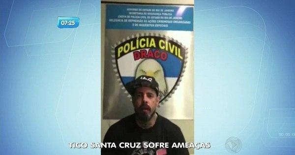 Polícia investiga perfis de redes sociais por ameaças a Tico Santa ...
