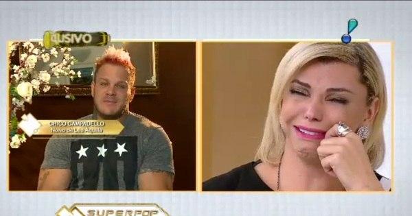 Luciana Gimenez faz surpresa e exibe declaração de amor do noivo ...