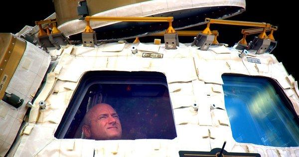 Após 340 dias no espaço, astronauta que tirou fotos inacreditáveis ...