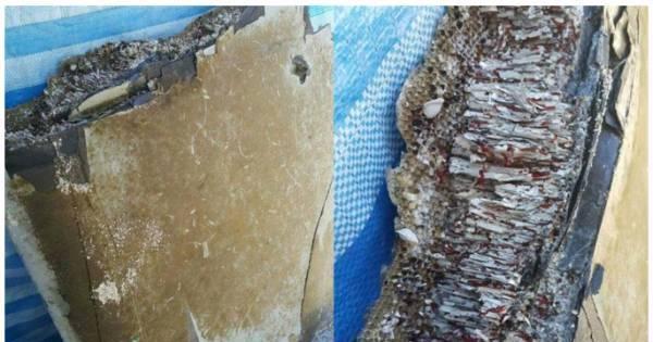 Destroços que podem pertencer ao voo MH-370 da Malaysia ...