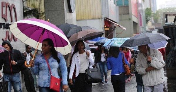 Chuva deixa São Paulo em estado de atenção - Notícias - R7 São ...