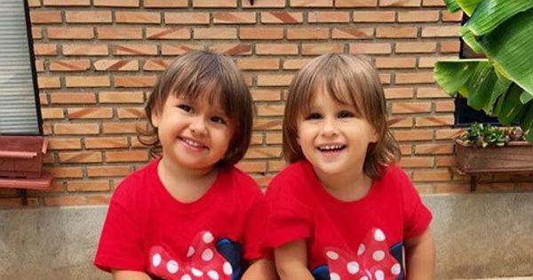 Quem aguenta? Veja novas fotos das gêmeas de Natália ...