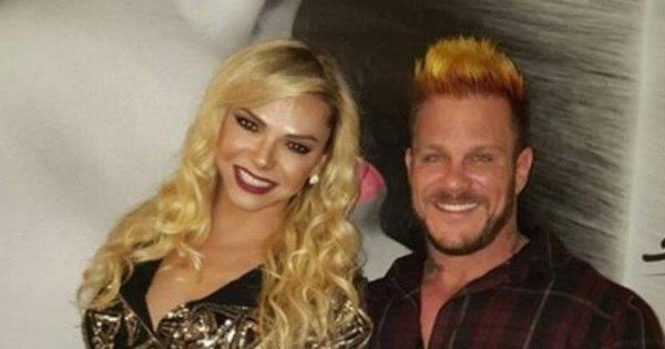 Léo Aquilla anuncia que noivo vai deixar UTI nos próximos dias ...