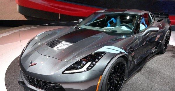 Chevrolet lança Corvette anabolizado em Genebra - Fotos - R7 Carros