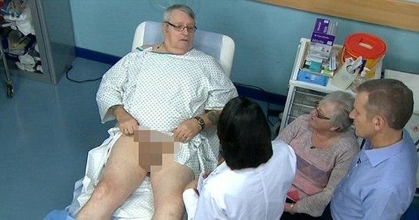 Homem é obrigado a retirar seu órgão sexual depois de descobrir ...