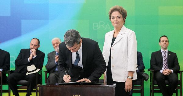 """Dilma: """"Nenhum governo enfrentou a corrupção como o meu ..."""